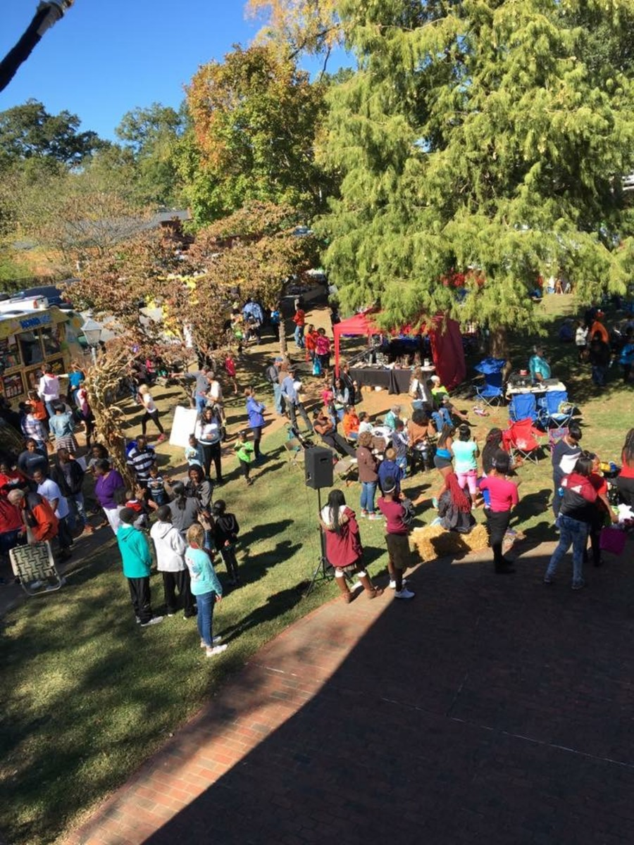 The Fall Harvest Festival is held on the historic Village Green in the quaint little village of Pendleton SC which was founded in 1790.