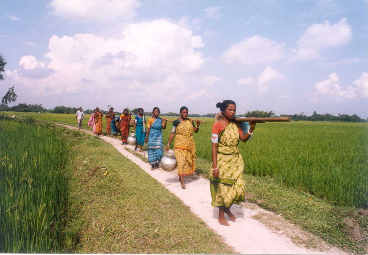 Bangladesh - A Developing Country