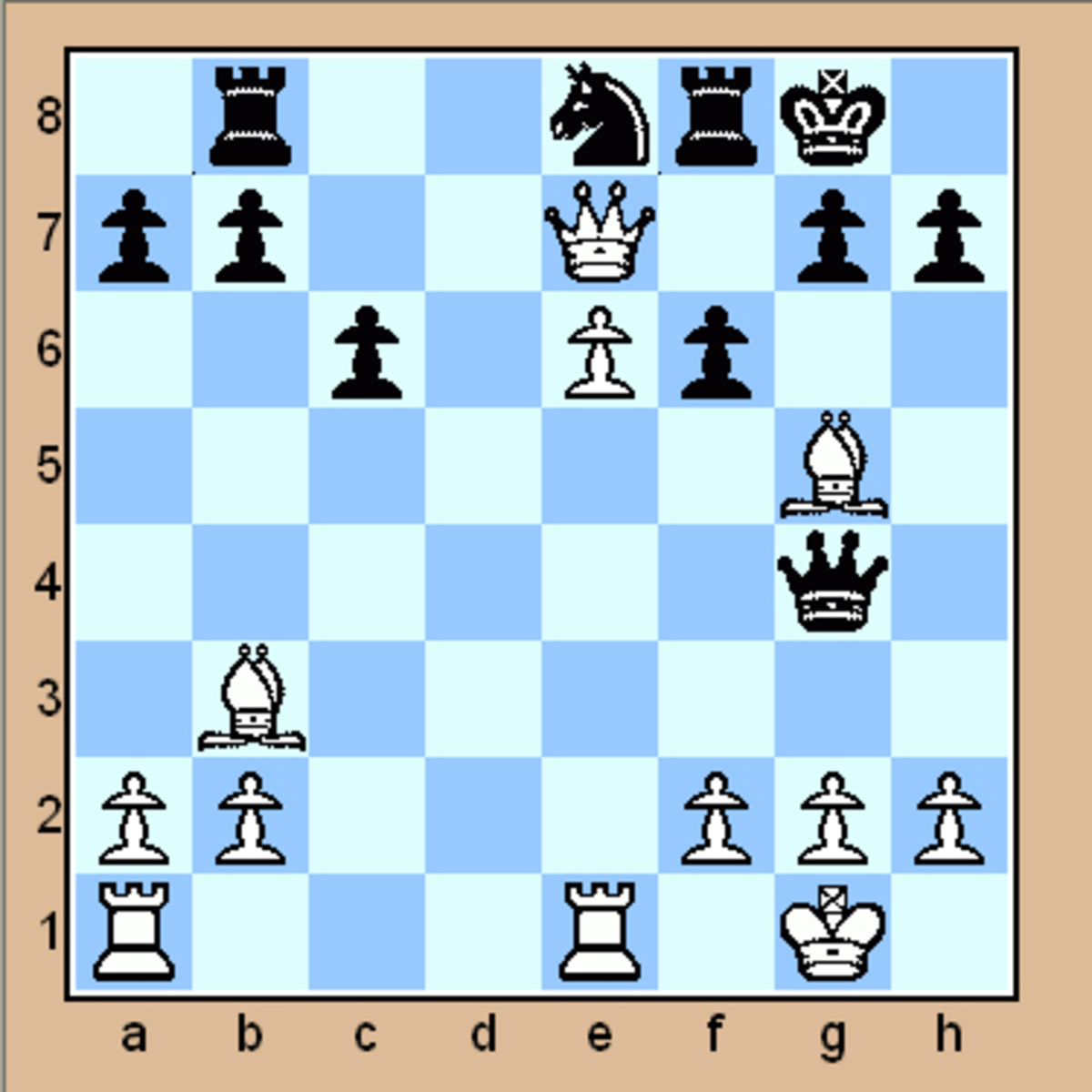 Intermediate chess puzzle (Click to enlarge)