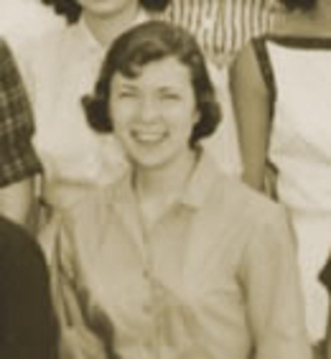 Grandma Death, Roberta Sparrow