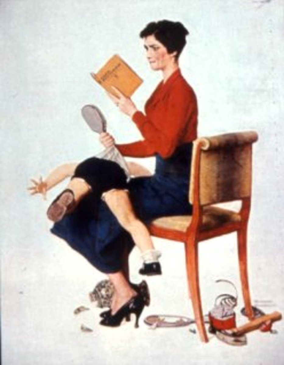 Norman Rockwell knew!
