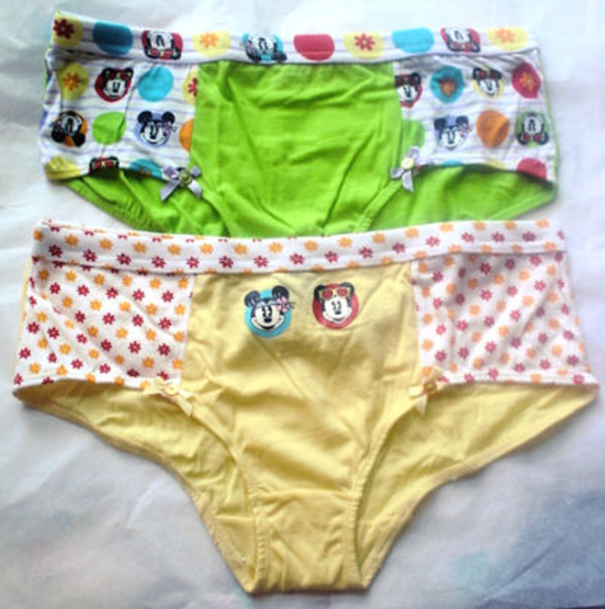 Playful Cartoon Panties For Adults