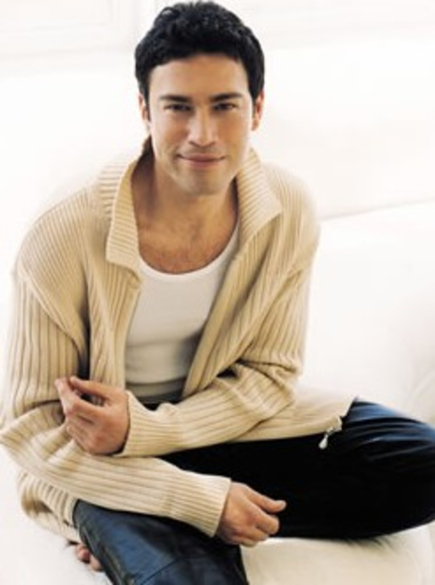 Mario Frangoulis - A Tenor and his Music