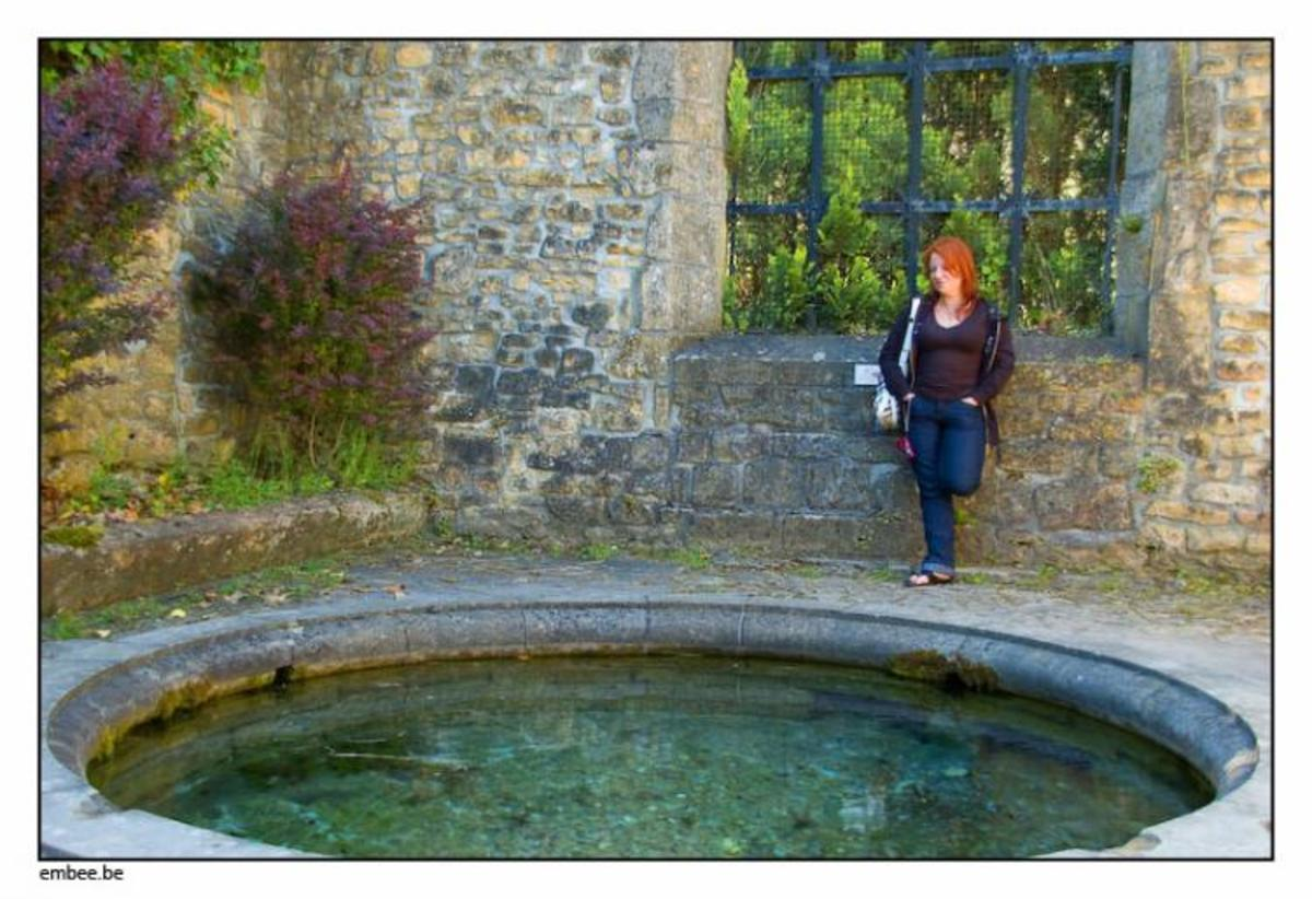 Mathilde's Well (with author Kathleen McGowan)