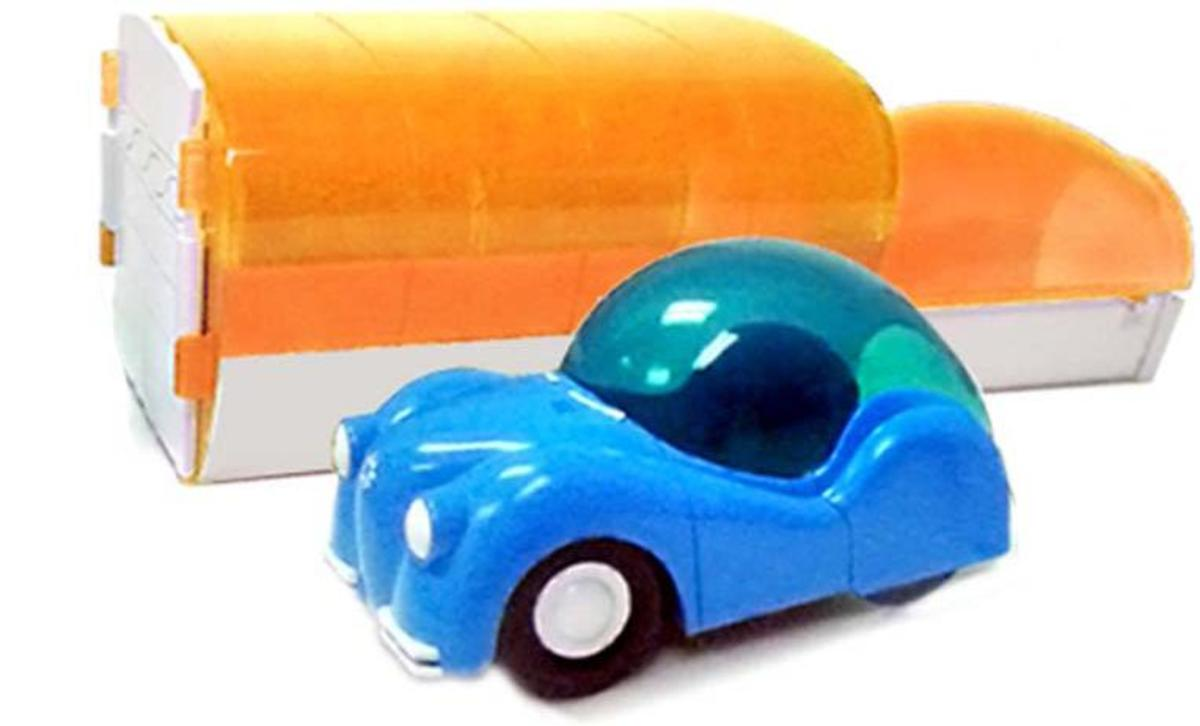Zhu Zhu Pets Car And Garage