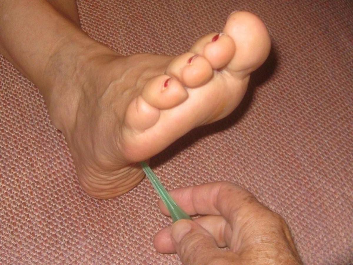 Start at the Heel