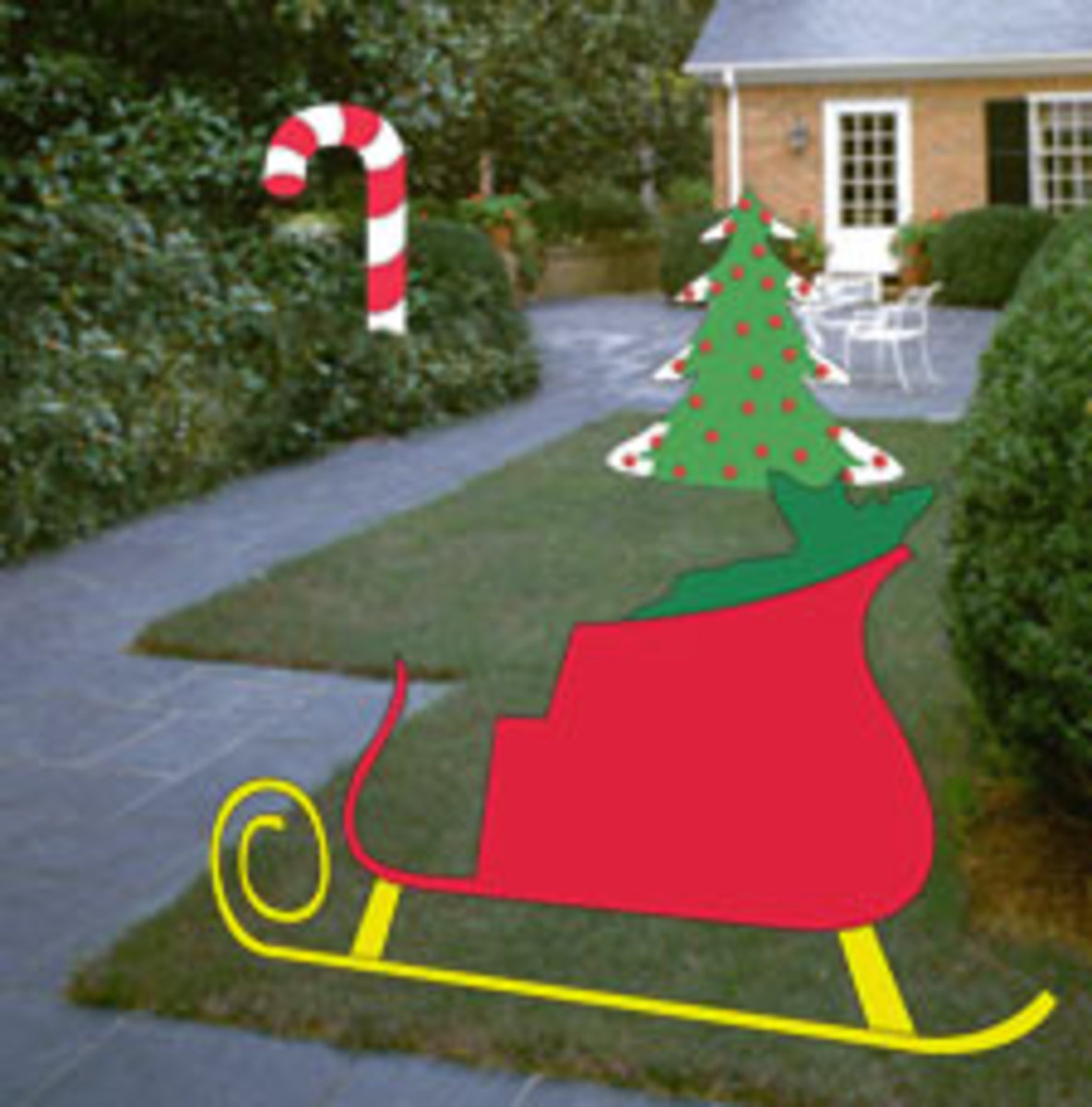 Christmas Yard Art Hubpages