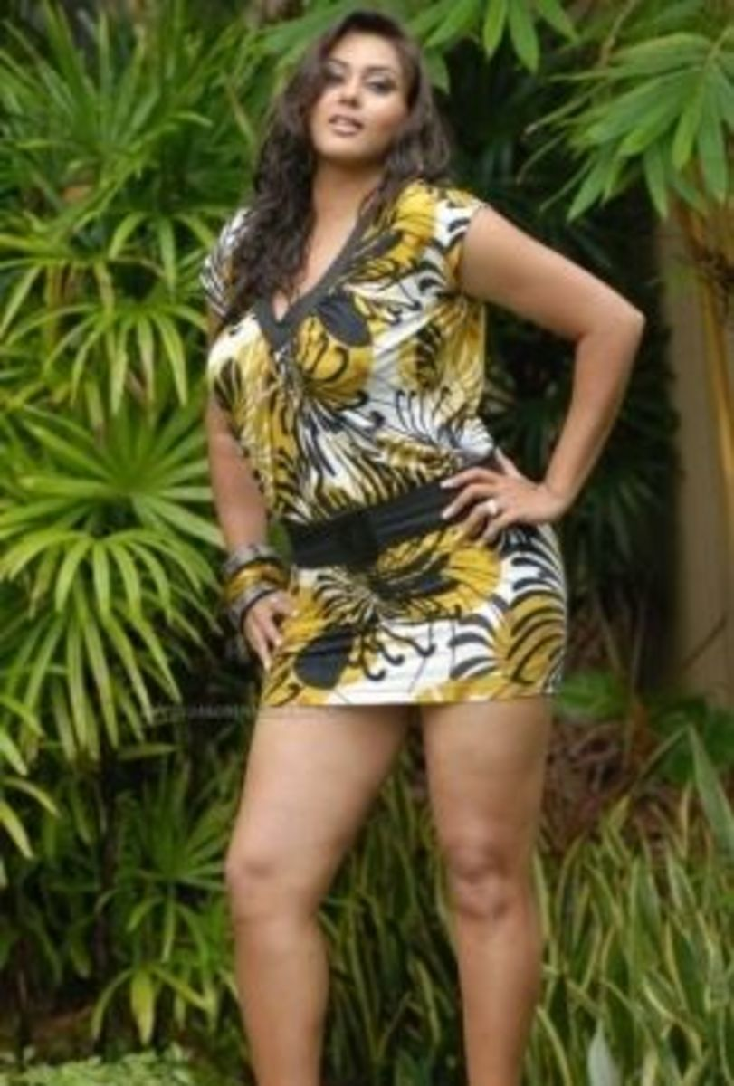 Namitha Kapoor- Indian Actress