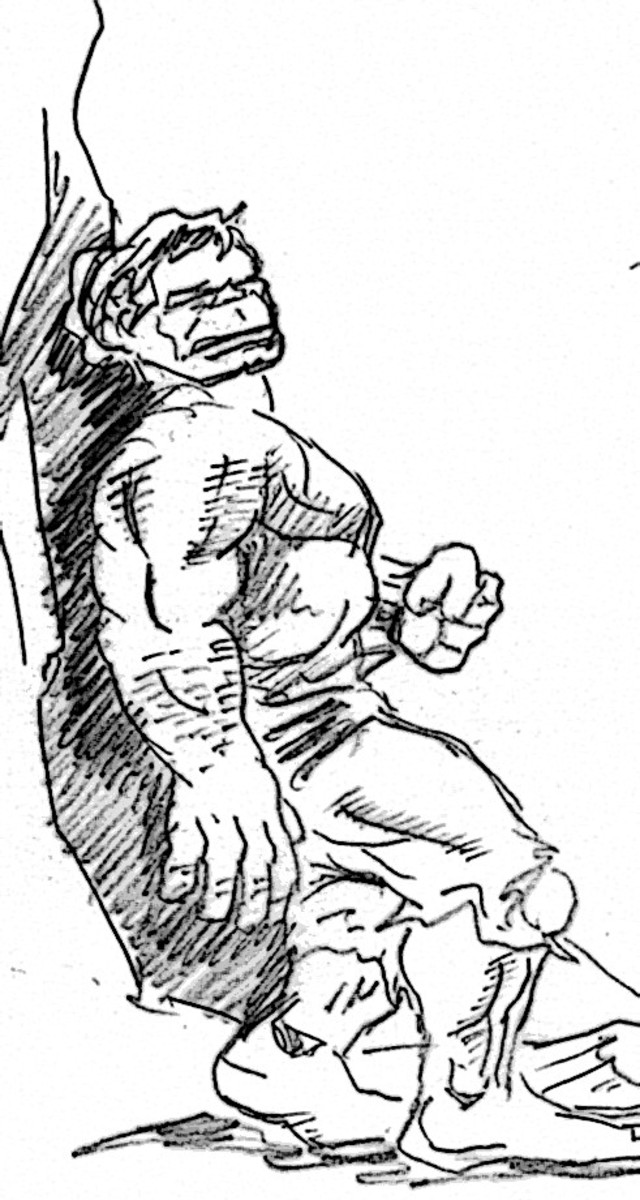 Marvel Comics' Hulk