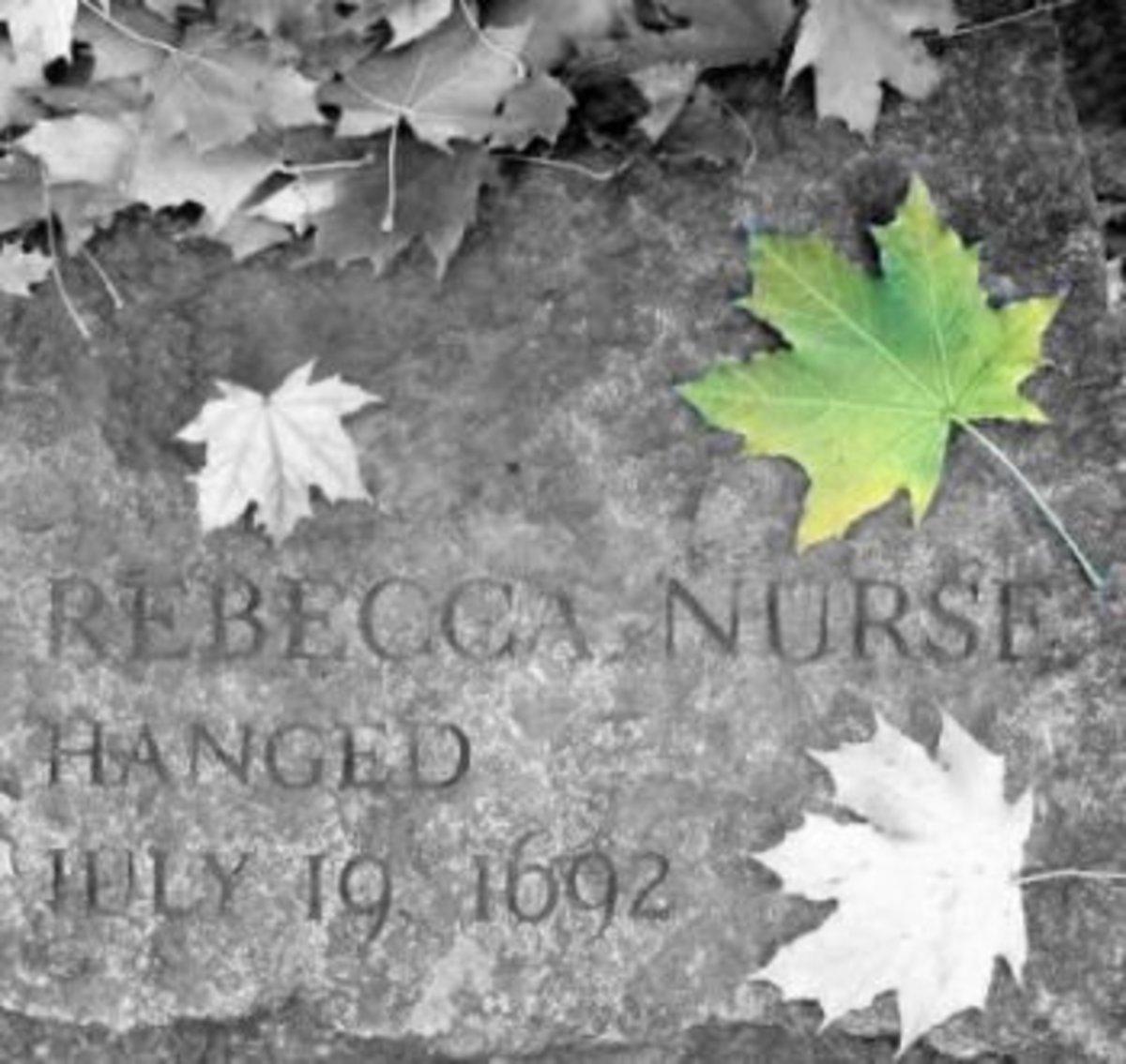 Rebecca Nurse Memorial Stone