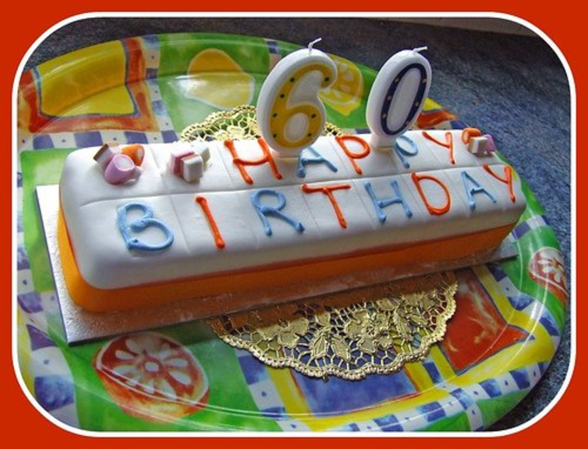 Funny 60th Birthday Party Ideas for a Woman:  Humorous Gifts, Games, Jokes, & Decorations