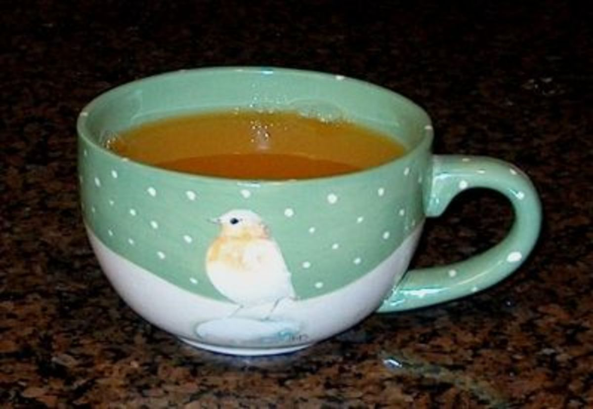 A Cup of Spice Tea