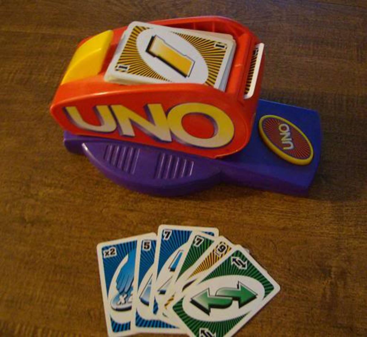Uno Attack Card Game