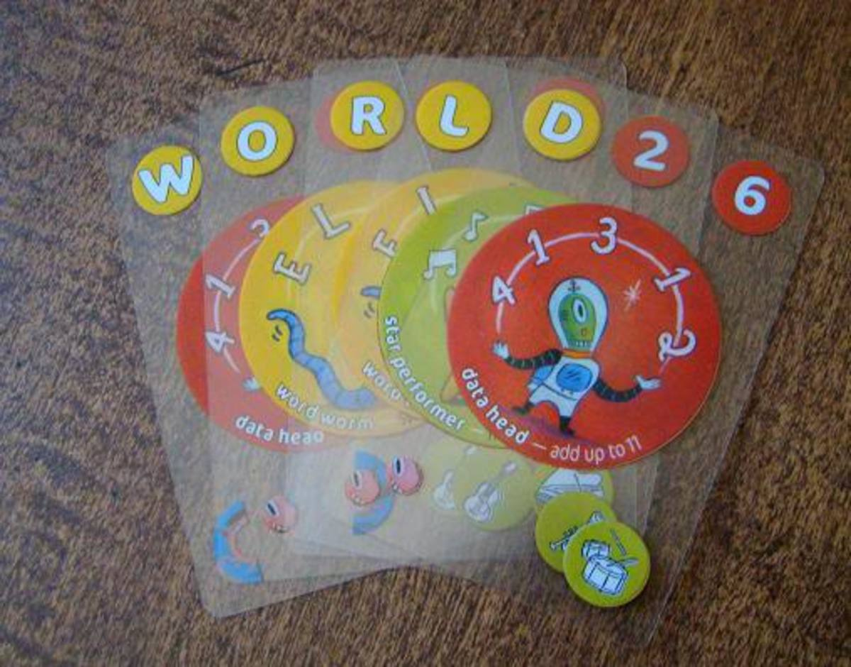 Cranium Zigity Card Game