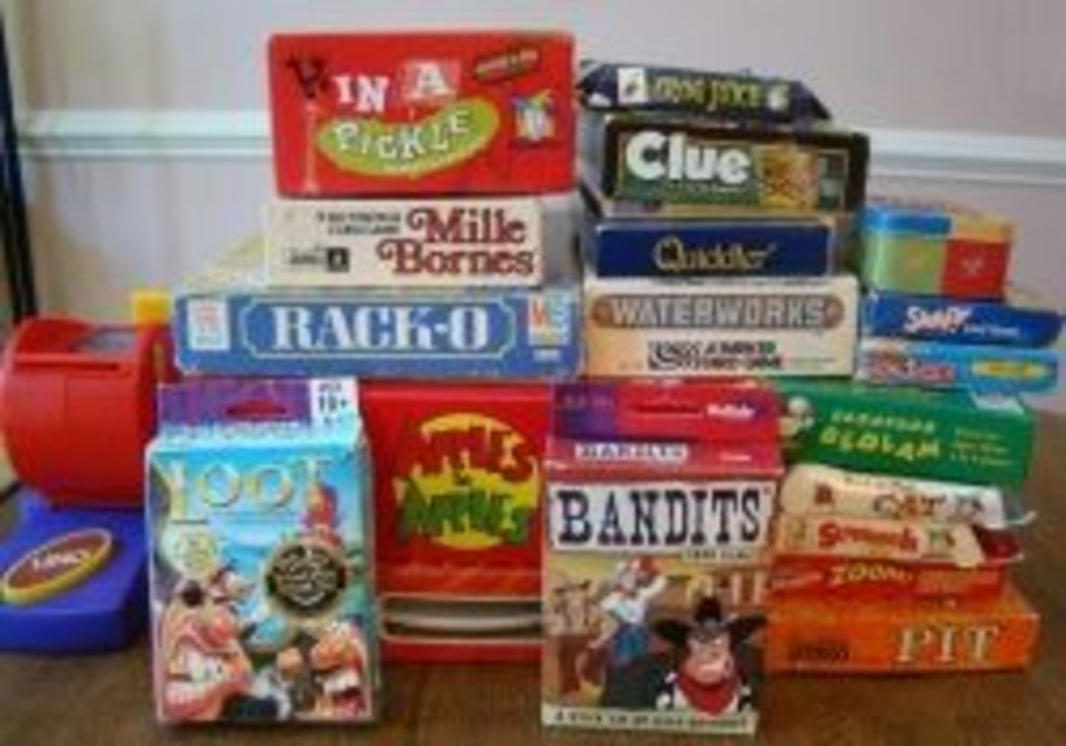 12 Of My Favorite Family Card Games
