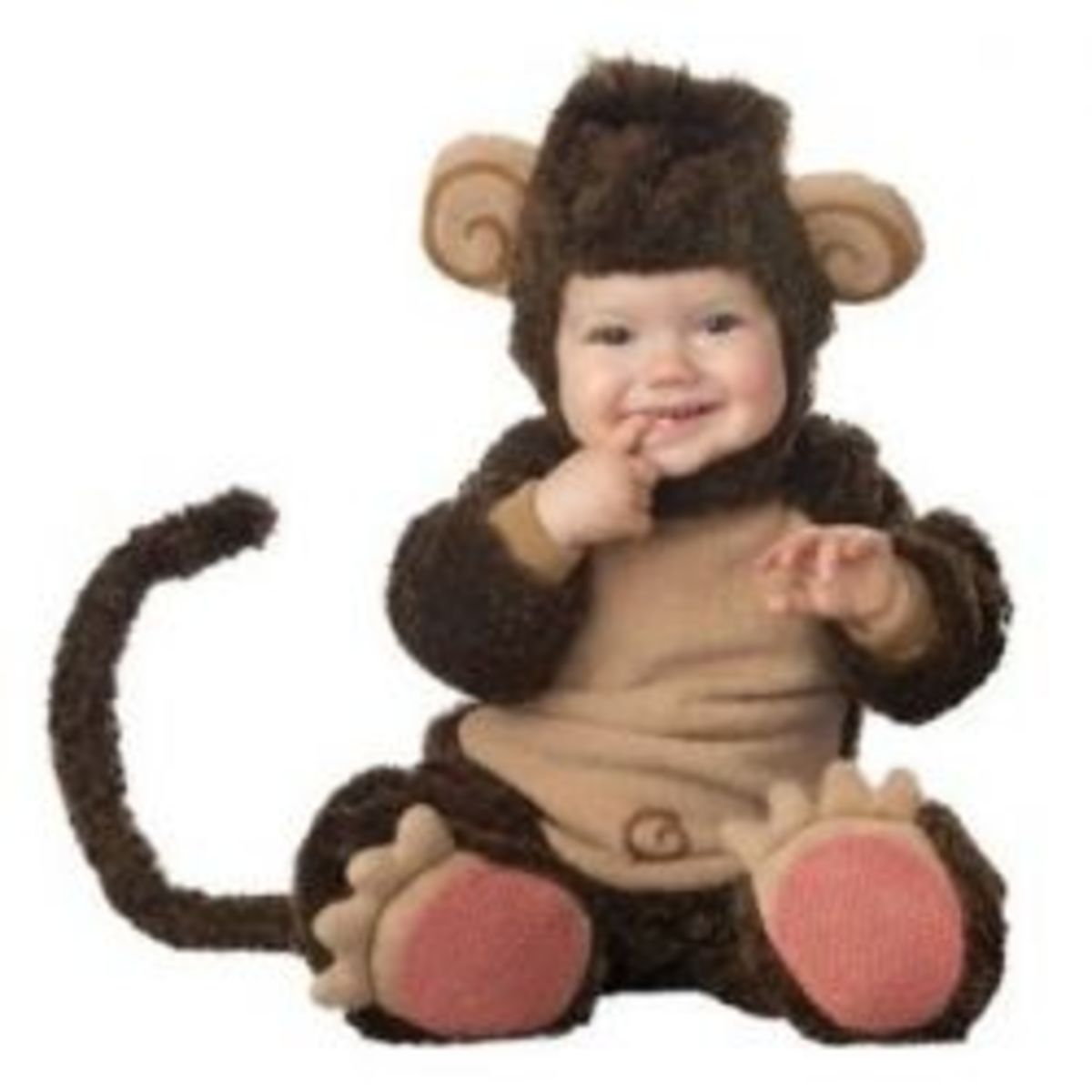 Funny Monkey Costumes for Babies