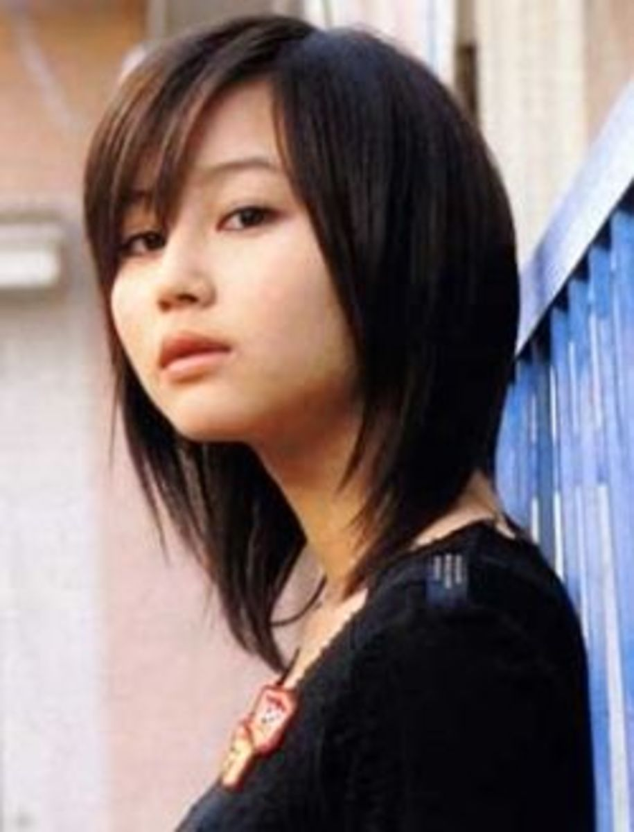 Maki Horikita (Japanese Actress)