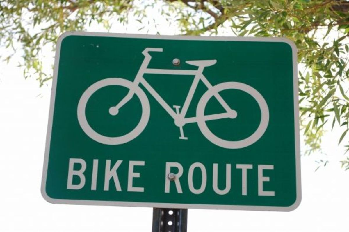 Rainy Lake Bike Trail