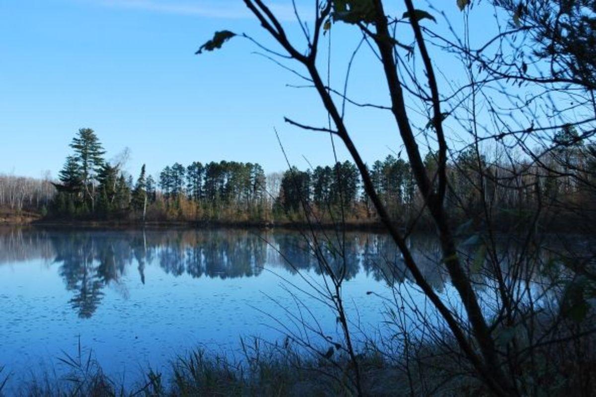 Glove Lake