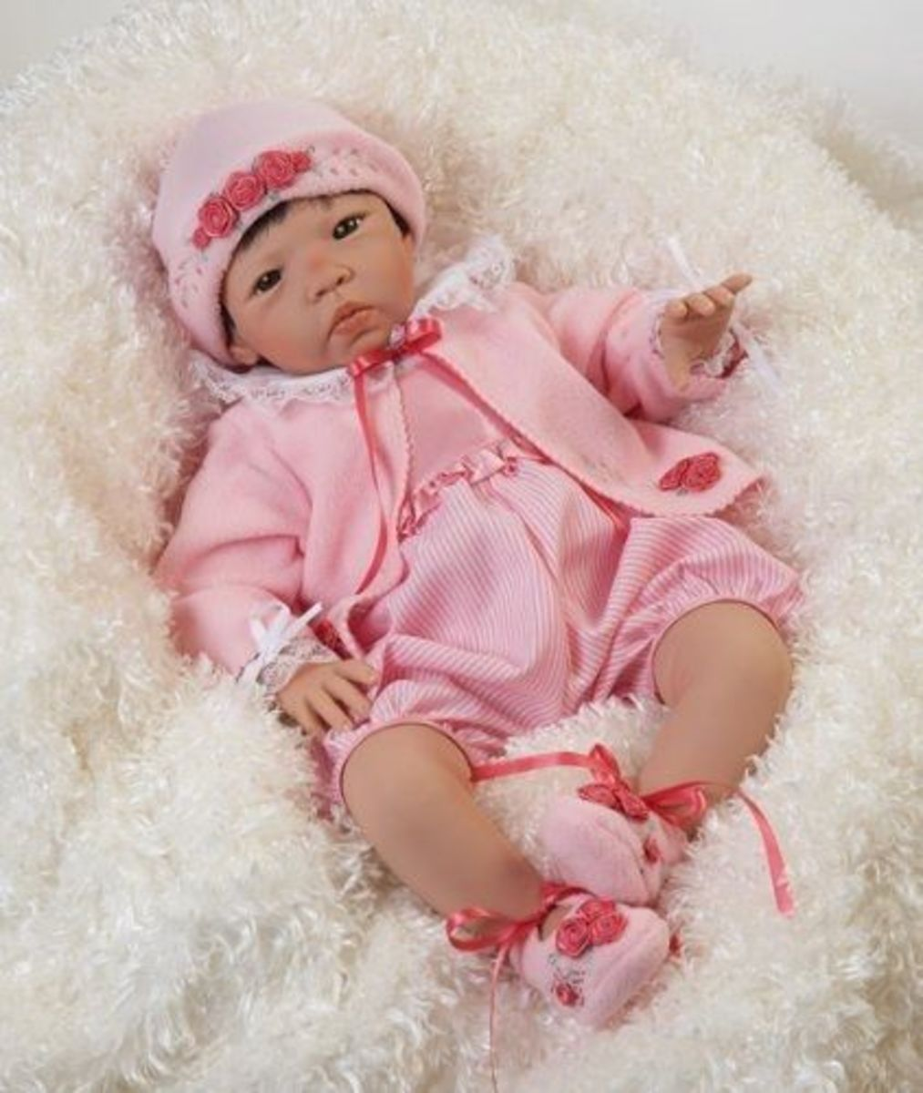 Chinese Baby Doll