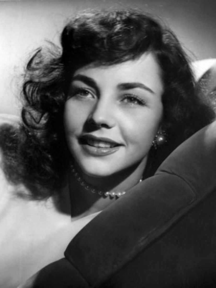 Jennifer Jones in 1946