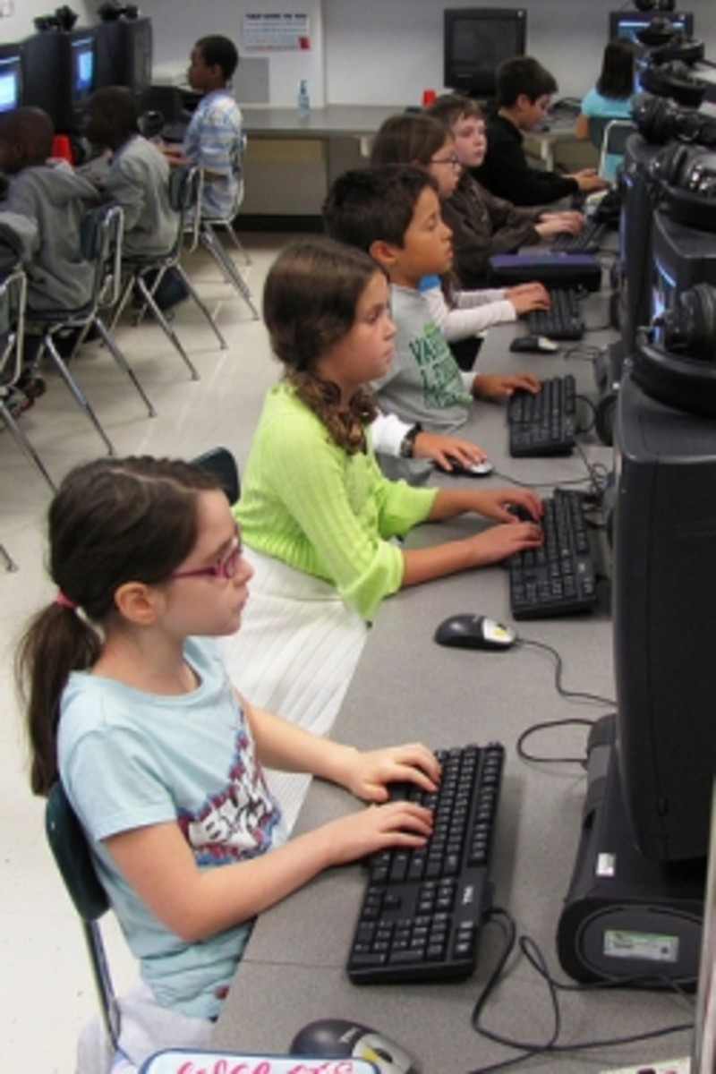 What 10 Year Old Children Should Know About Computers