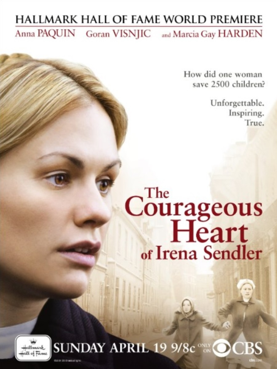 Hallmark's The Courageous Heart of Irena Sendler Movie Review (Anna Paquin)