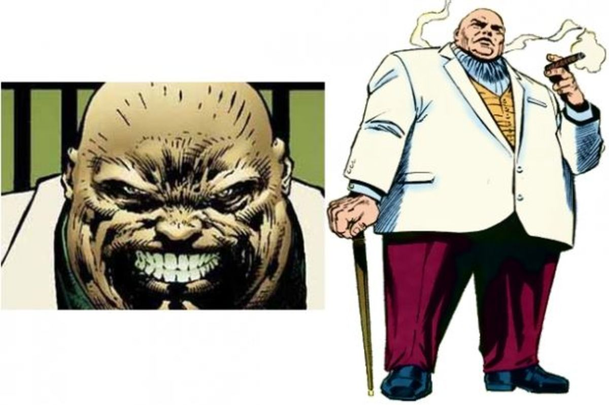 The Kingpin of Crime