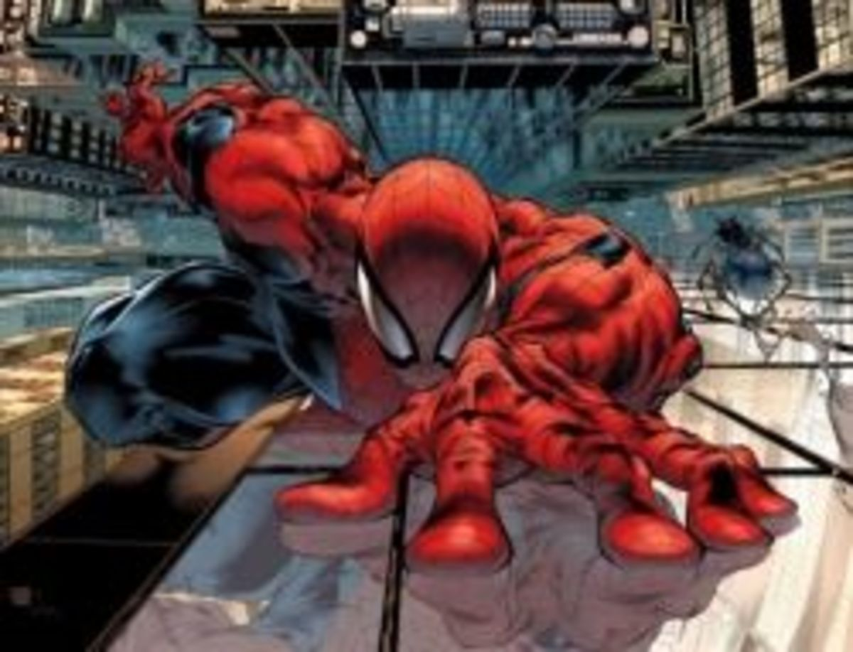 The Top 10 Villains of Spider-Man