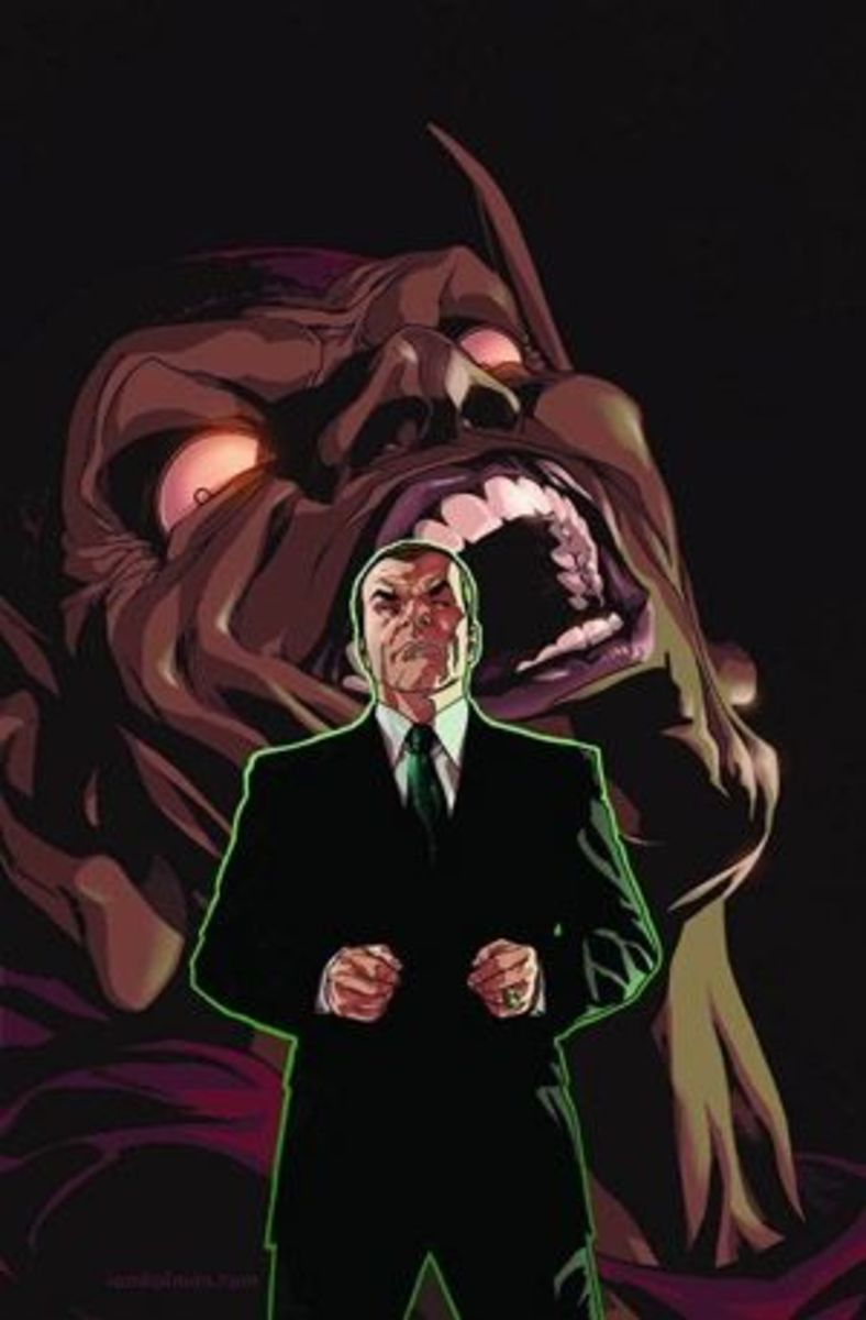 Norman Osborn, The Green Goblin