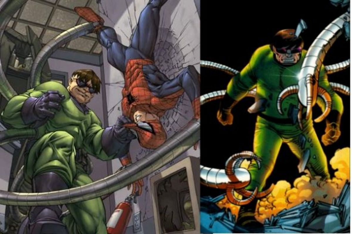 Doctor Octopus, Otto Octavious