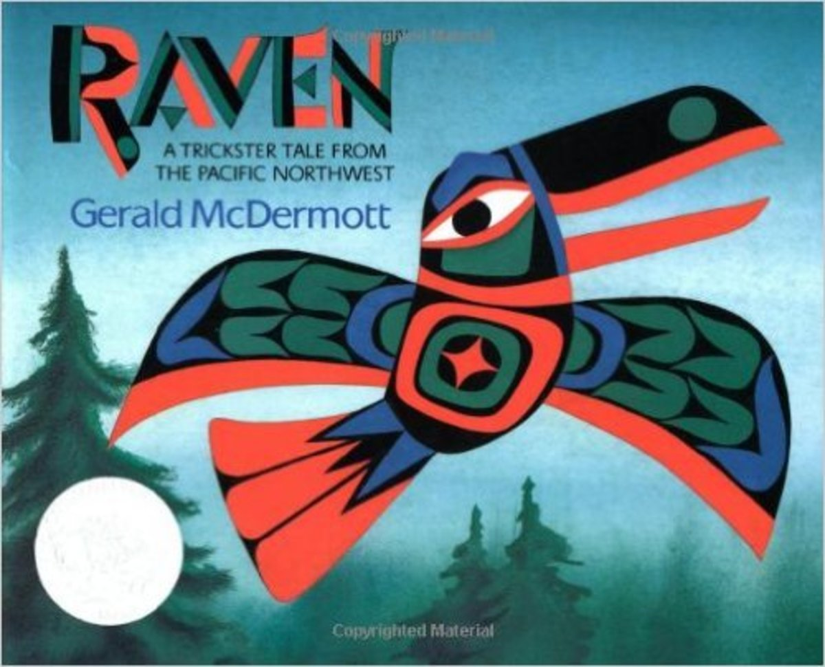 Raven: A Trickster Tale from the Pacific Northwest by Gerald McDermott