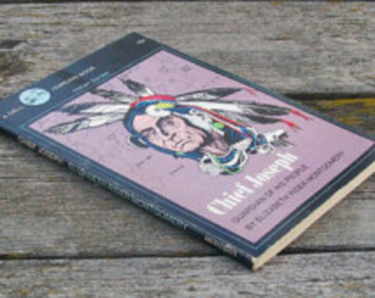 Chief Joseph, Guardian of His People (Garrard Indian Books) by Elizabeth Rider Montgomery