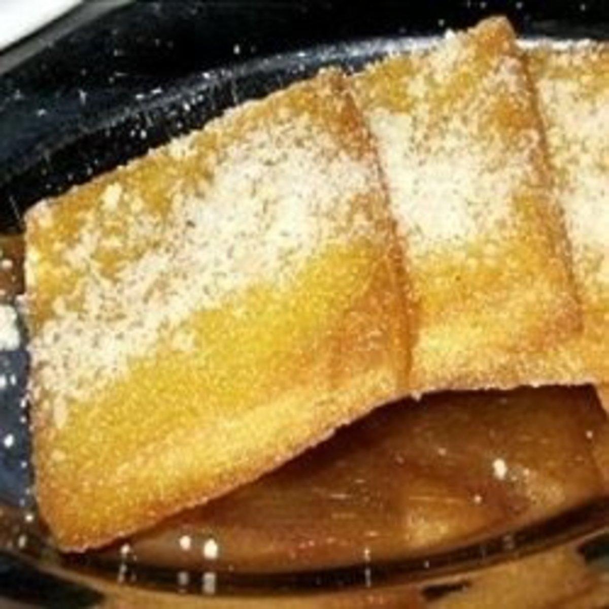 fried grits
