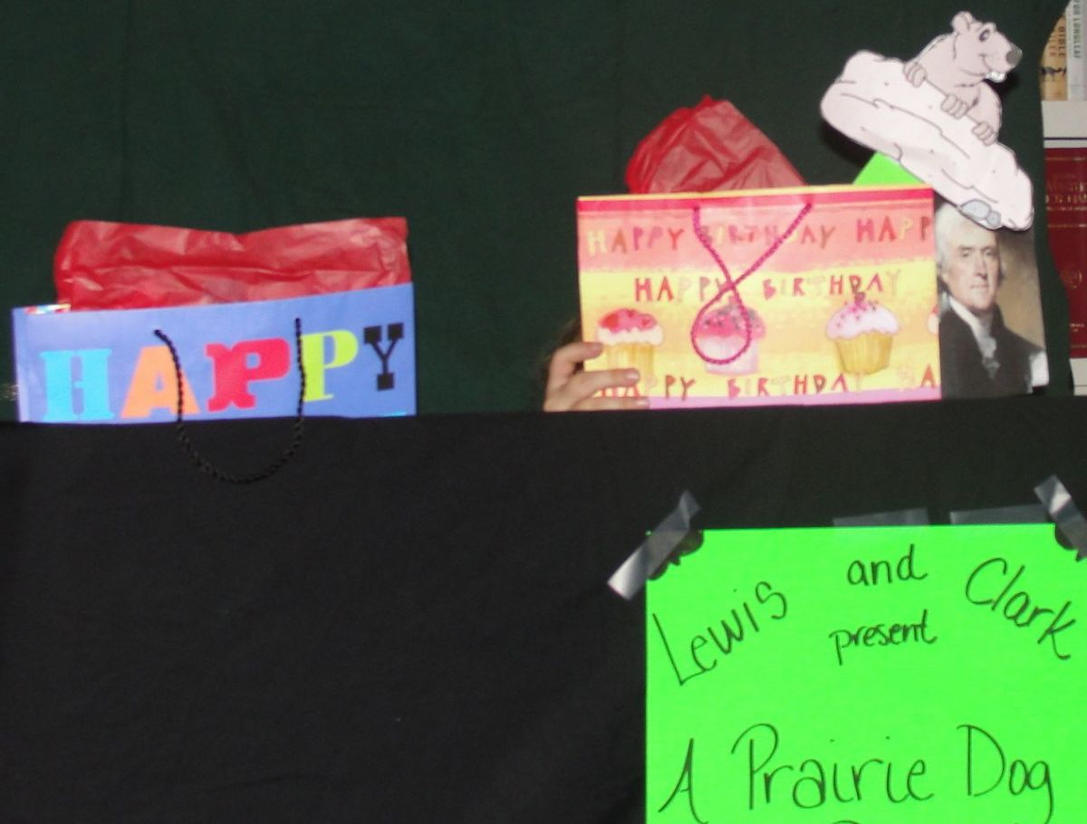 Lewis and Clark Puppet Theater
