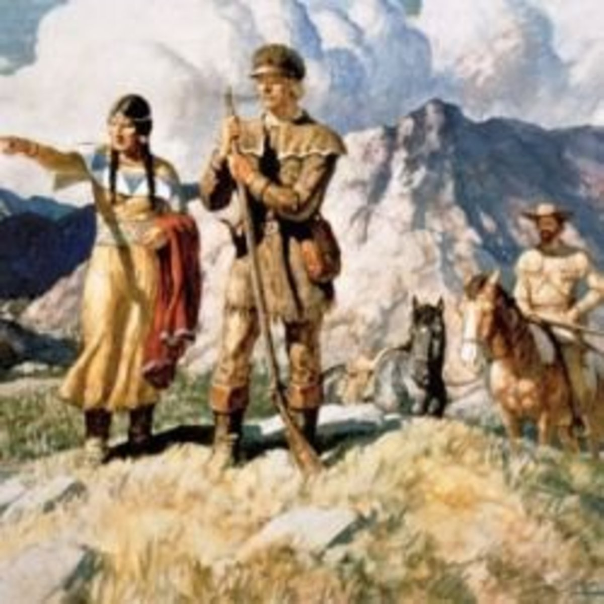 Lewis and Clark Lesson