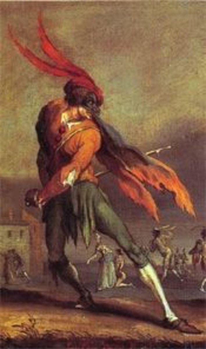 il Capitano, believed public domain image