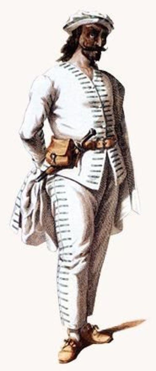 Brighella, believed public domain image