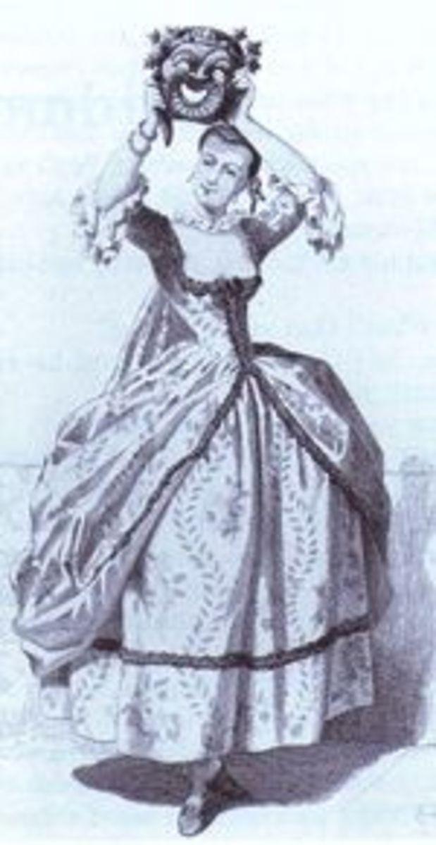 Columbina, believed public domain image