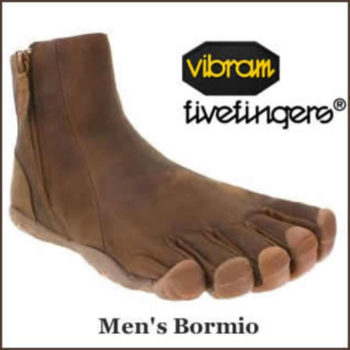 Vibram Men's Bormio Boots Released in the US