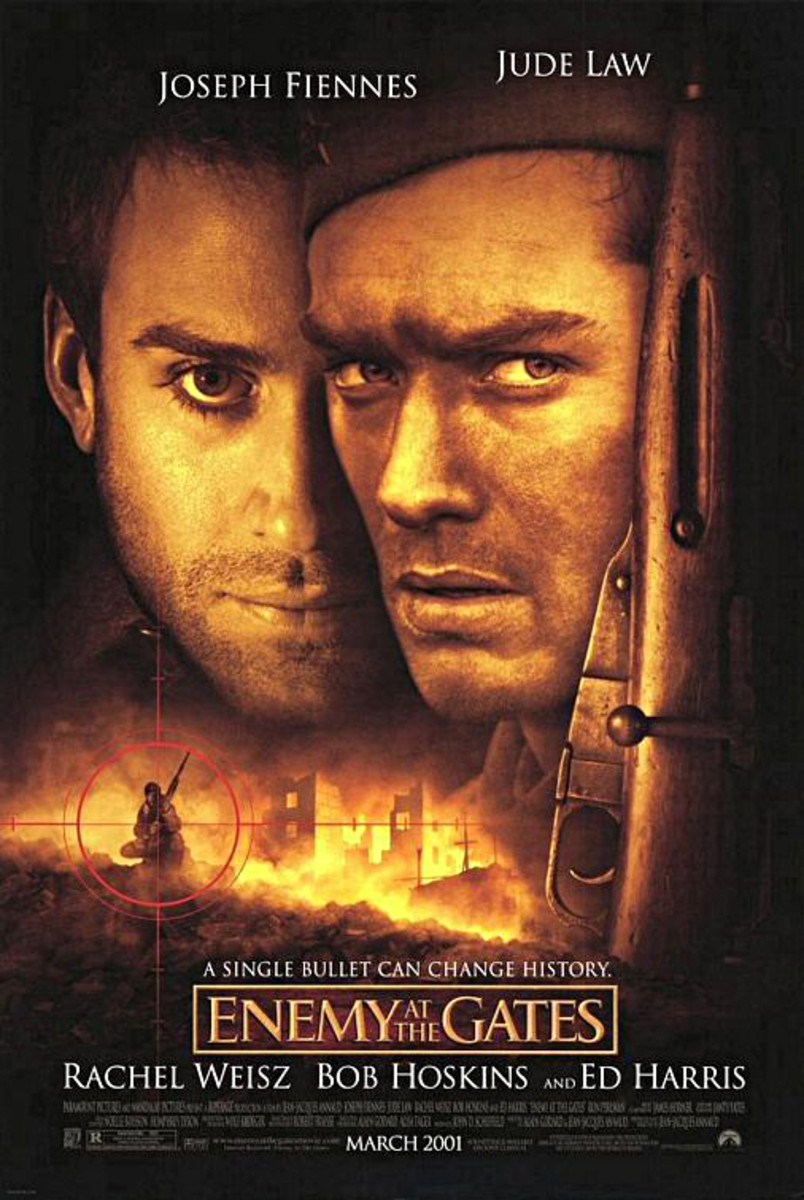Film Review - Enemy at the Gates (2001)