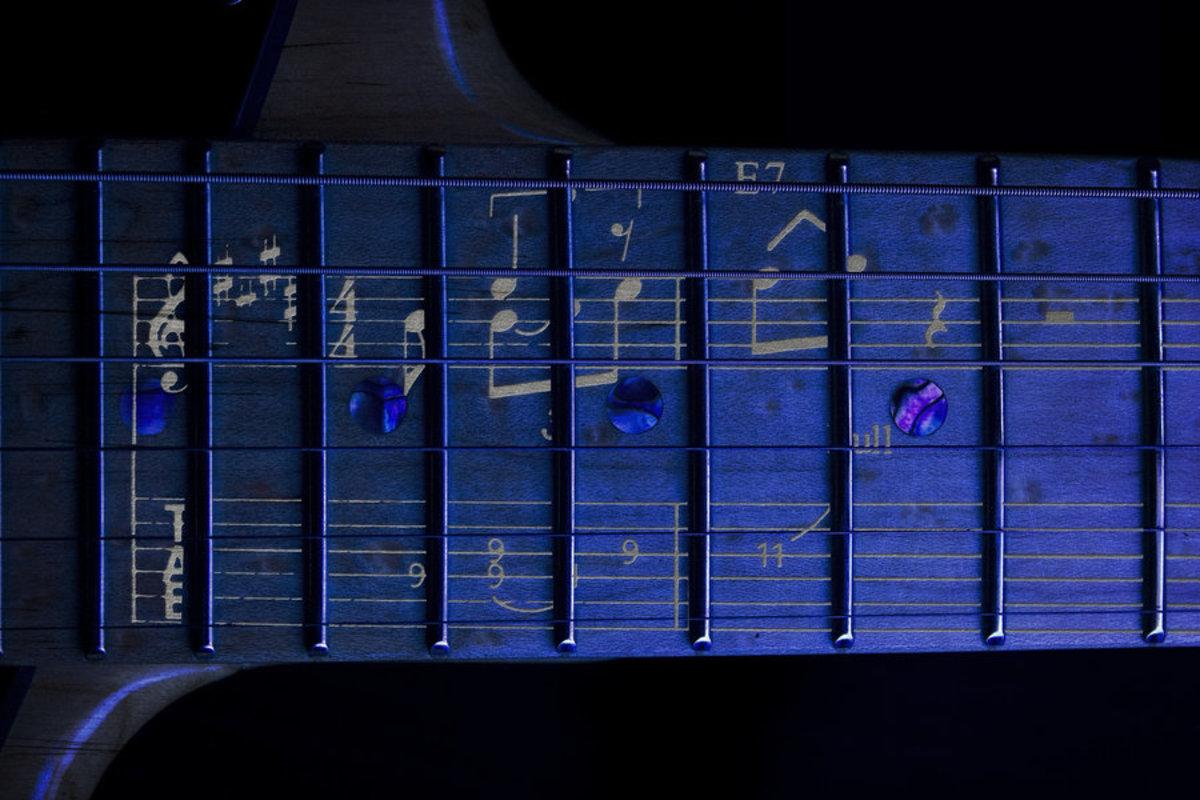 Blues Guitar Lessons • Pentatonic Soloing • Part 1 • Chords