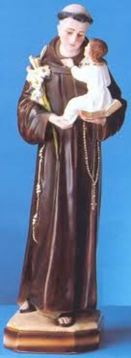 Facts About My Favorite Saint: St. Anthony de Padua