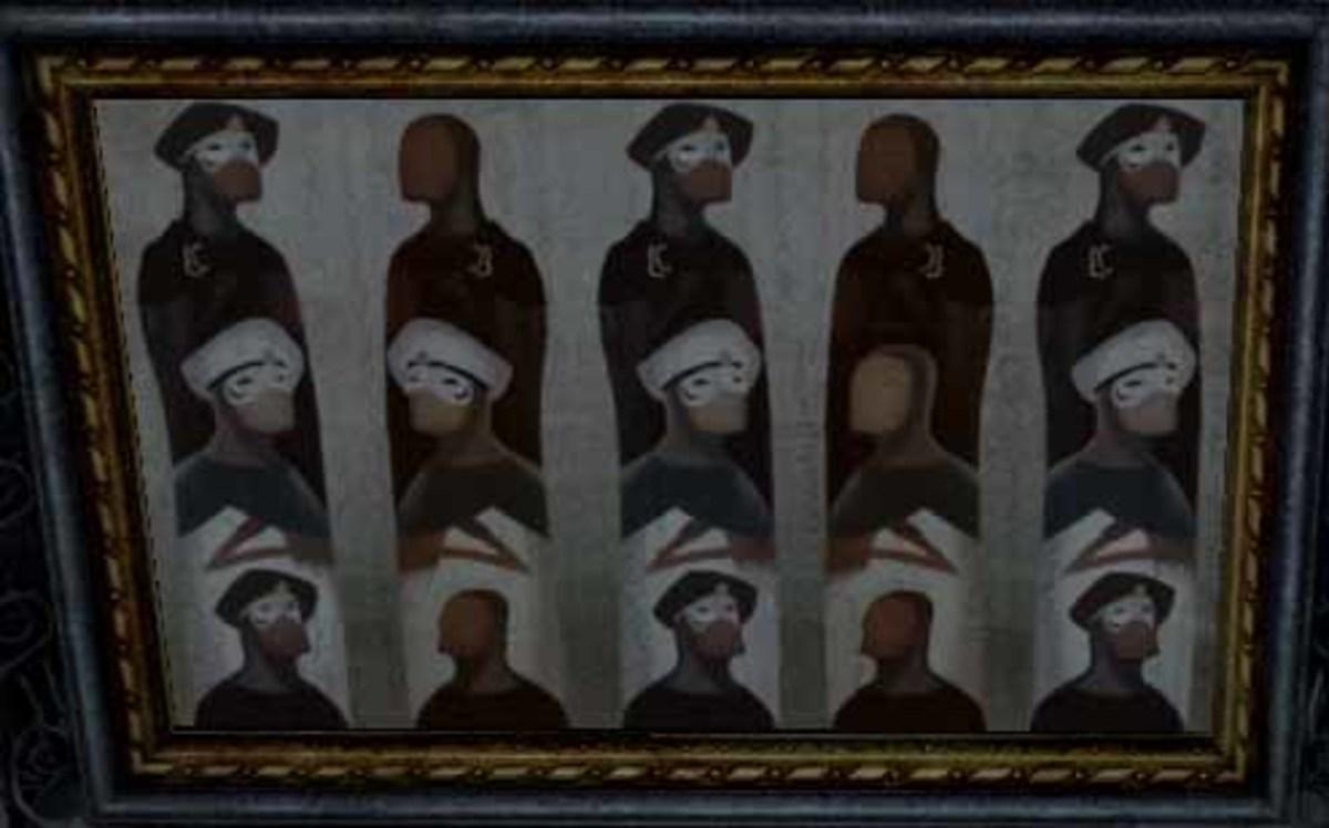 DA2 Mark of the Assassin Vaults Puzzles