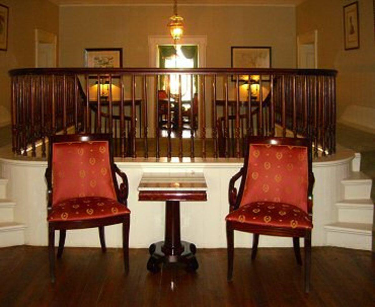 Greek Revival Period Interior Design