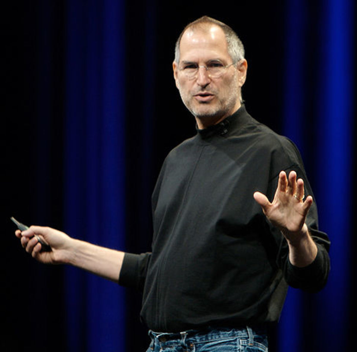 Steve Jobs at WWDC 2007