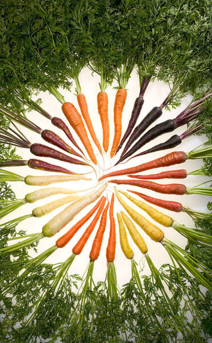 benefits-of-carrots