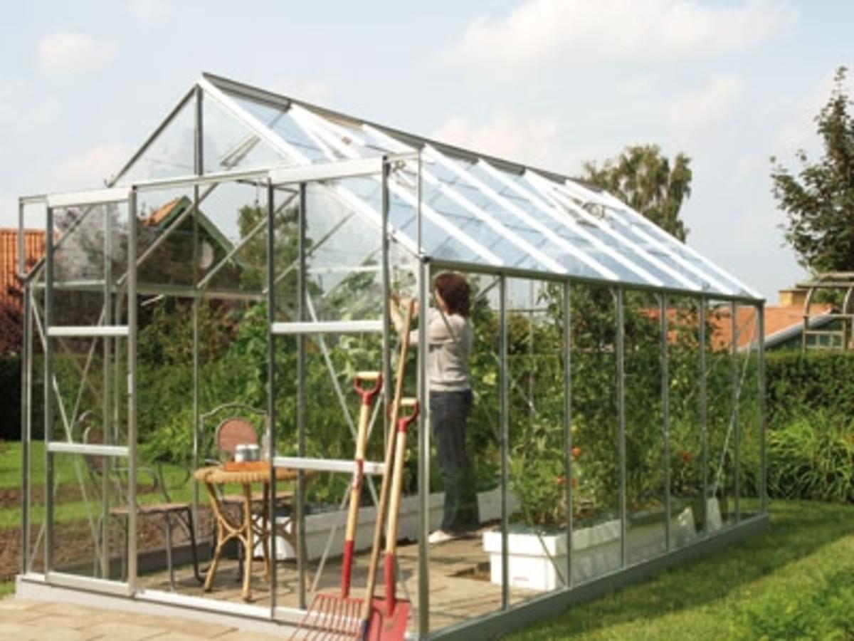 Vitavia Jupiter Greenhouse