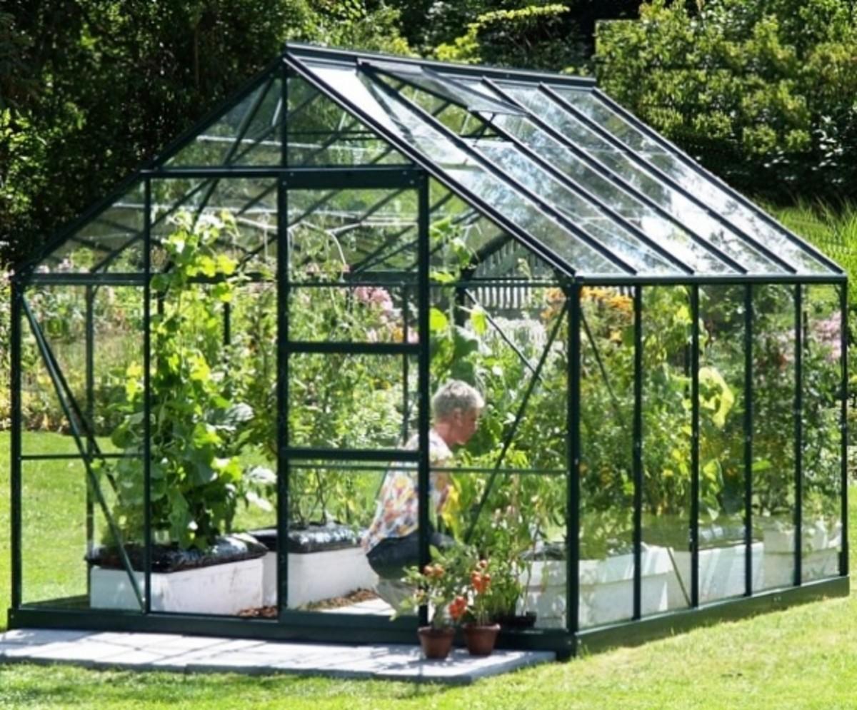 Vitavia Neptune Greenhouse