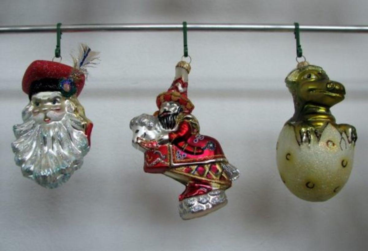 Representations of Polish Santa and Krakovian Myths